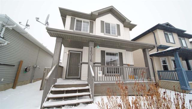 16016 38 Street, Edmonton, AB T5Y 3G1 (#E4143155) :: The Foundry Real Estate Company