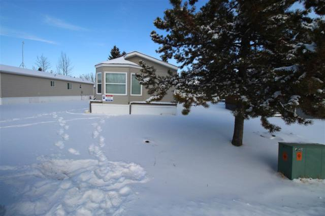 48 Village Green Mobile Home Pa, Warburg, AB T0C 2T0 (#E4143413) :: The Foundry Real Estate Company