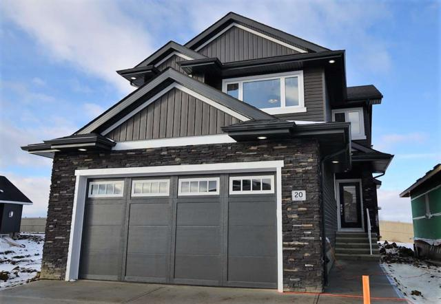 20 Edison Drive, St. Albert, AB T8N 7W1 (#E4143461) :: The Foundry Real Estate Company
