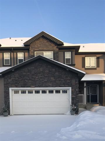 # 127 89 Rue Monette, Beaumont, AB T4X 1T7 (#E4143552) :: The Foundry Real Estate Company