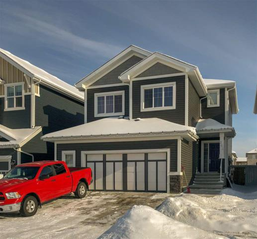 263 Sheppard Circle, Leduc, AB T9E 0T5 (#E4143639) :: The Foundry Real Estate Company