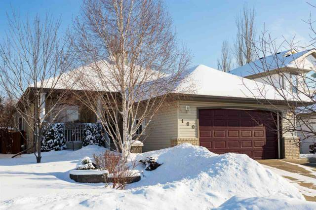100 Dunfield Crescent, St. Albert, AB T8N 6W1 (#E4143642) :: The Foundry Real Estate Company