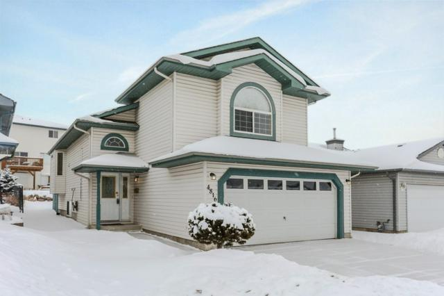 4816 148 Avenue, Edmonton, AB T5Y 2X1 (#E4143727) :: The Foundry Real Estate Company