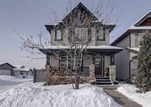 220 59 Street, Edmonton, AB T6X 0K7 (#E4143790) :: The Foundry Real Estate Company