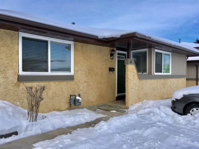 42 8930-99 Avenue, Fort Saskatchewan, AB T8L 3L1 (#E4143830) :: Müve Team | RE/MAX Elite