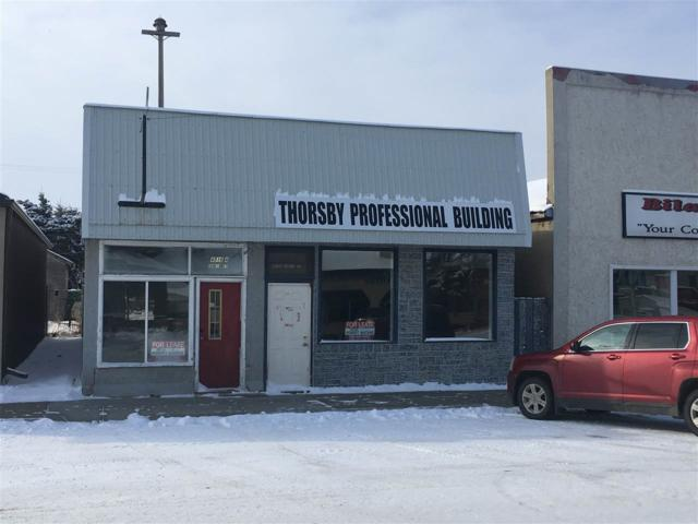 4916 Hankin St, Thorsby, AB T0C 2P0 (#E4143888) :: The Foundry Real Estate Company