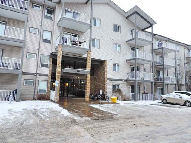 301 151 Edwards Drive, Edmonton, AB T6X 1N5 (#E4143904) :: Müve Team | RE/MAX Elite