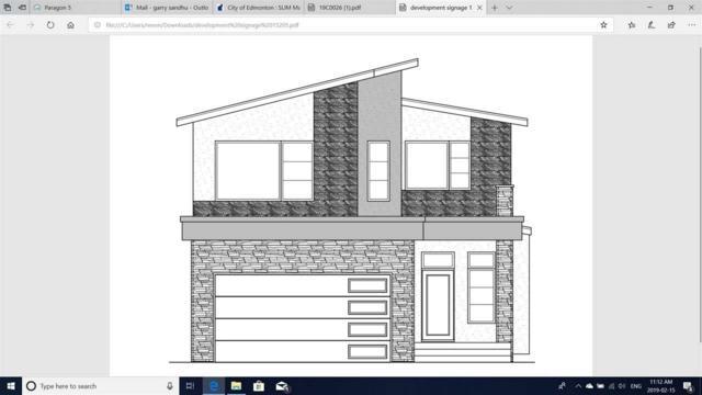 15205 99 Avenue, Edmonton, AB T5P 0H7 (#E4143982) :: The Foundry Real Estate Company