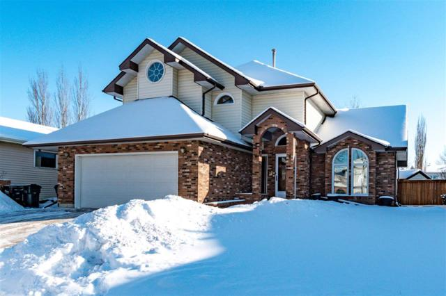 9 Cheyenne Crescent, Sherwood Park, AB T8H 1C4 (#E4144018) :: The Foundry Real Estate Company