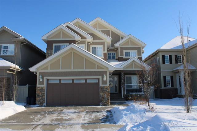 3095 Cameron Heights Way, Edmonton, AB T6M 0R1 (#E4144094) :: The Foundry Real Estate Company