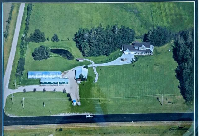 455059 Hwy 22, Rural Wetaskiwin County, AB T0C 0T0 (#E4144165) :: Mozaic Realty Group