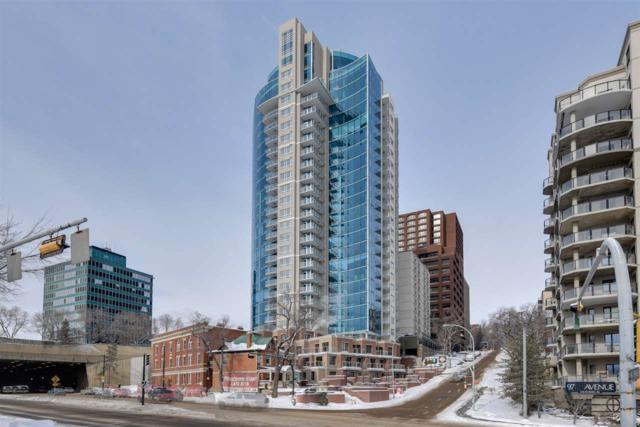 1803 9704 106 Street, Edmonton, AB T5K 1B6 (#E4144171) :: Müve Team | RE/MAX Elite