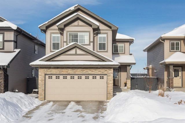 611 Albany Way, Edmonton, AB T6V 0H2 (#E4144186) :: Müve Team | RE/MAX Elite