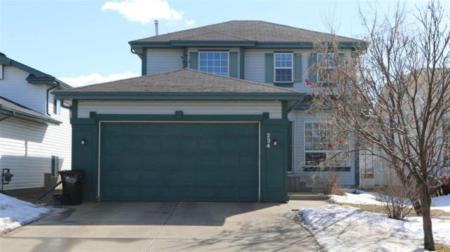 234 Lilac Terrace, Sherwood Park, AB T8H 1W3 (#E4144332) :: The Foundry Real Estate Company