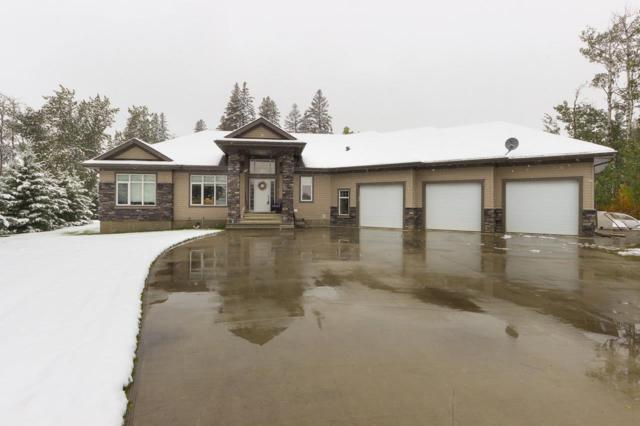 34 53305 Range  Road 273, Rural Parkland County, AB T7X 3N3 (#E4144376) :: The Foundry Real Estate Company