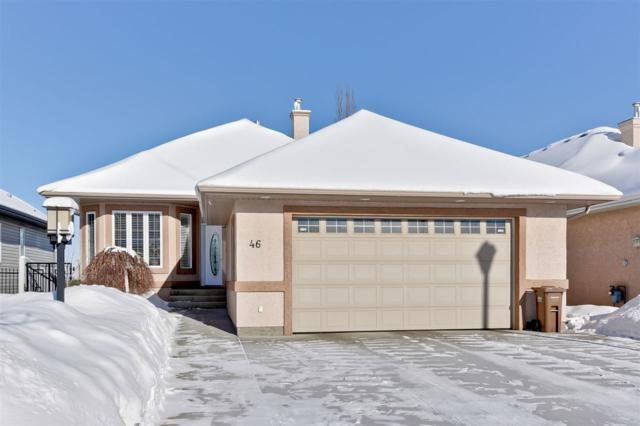 46 Kingsdale Crescent, St. Albert, AB T8N 7J4 (#E4144426) :: The Foundry Real Estate Company