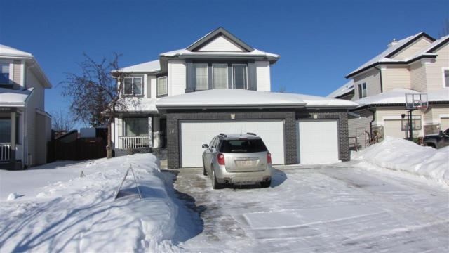 16 Darwell Terrace, St. Albert, AB T8N 6V7 (#E4144519) :: The Foundry Real Estate Company