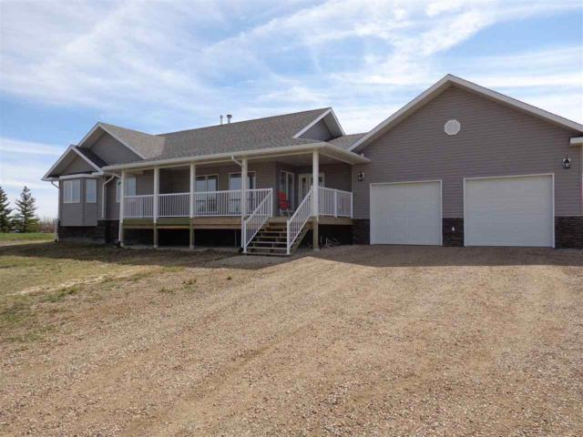 166 53219 RR 145, Rural Minburn County, AB T9C 1R2 (#E4144551) :: Müve Team | RE/MAX Elite