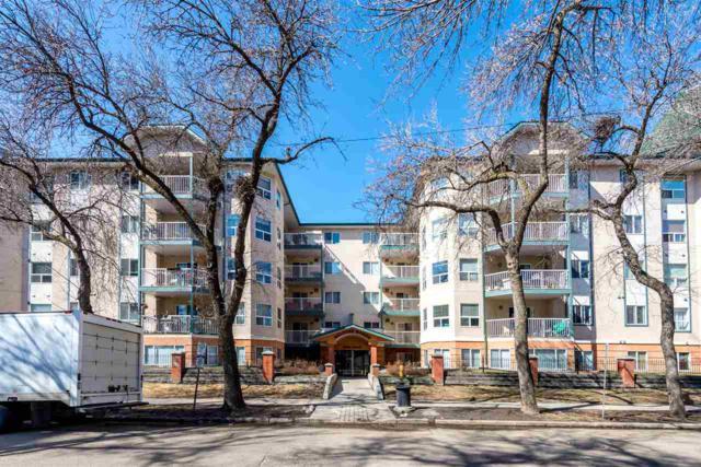 509 9938 104 Street, Edmonton, AB T5K 2X7 (#E4144630) :: Müve Team | RE/MAX Elite