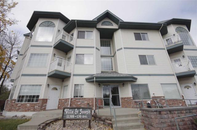 104 11308 130 Avenue, Edmonton, AB T5E 6L2 (#E4144840) :: The Foundry Real Estate Company