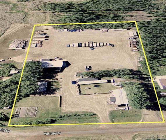 242 Wellsite Drive, Red Earth Creek, AB T0G 1X0 (#E4144942) :: The Foundry Real Estate Company