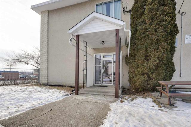 204 11907 81 Street, Edmonton, AB T5B 2D7 (#E4144992) :: The Foundry Real Estate Company