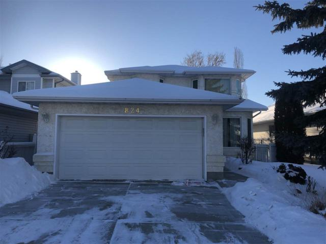 824 113A, Edmonton, AB T6J 6W4 (#E4145018) :: The Foundry Real Estate Company