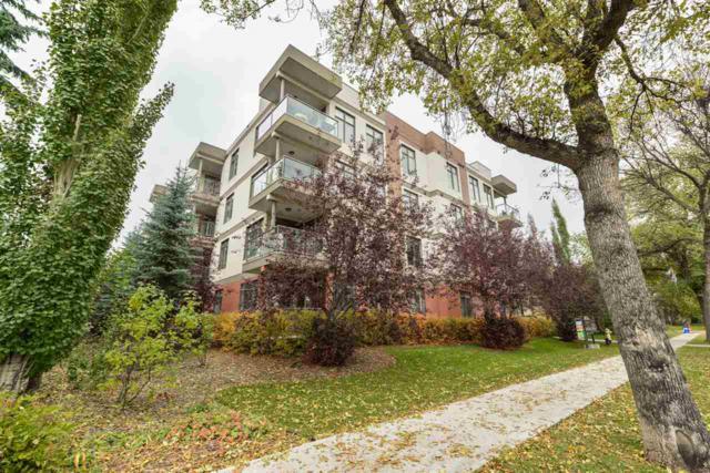 103 11120 68 Avenue, Edmonton, AB T6H 2C2 (#E4145181) :: The Foundry Real Estate Company