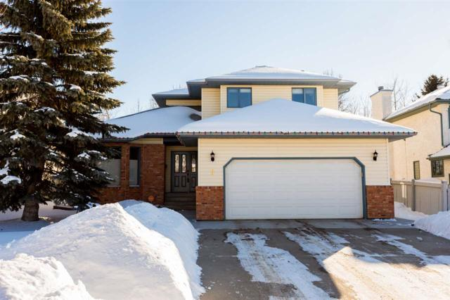 9 Holmgren Crescent, St. Albert, AB T8N 5V4 (#E4145320) :: The Foundry Real Estate Company