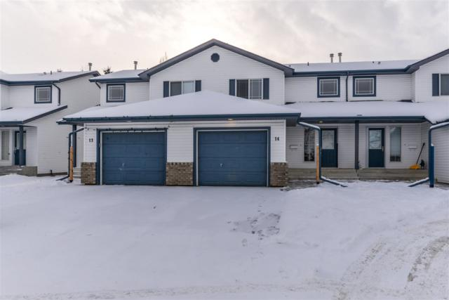 14 3 Grove Meadow Drive, Spruce Grove, AB T7X 4L9 (#E4145406) :: The Foundry Real Estate Company