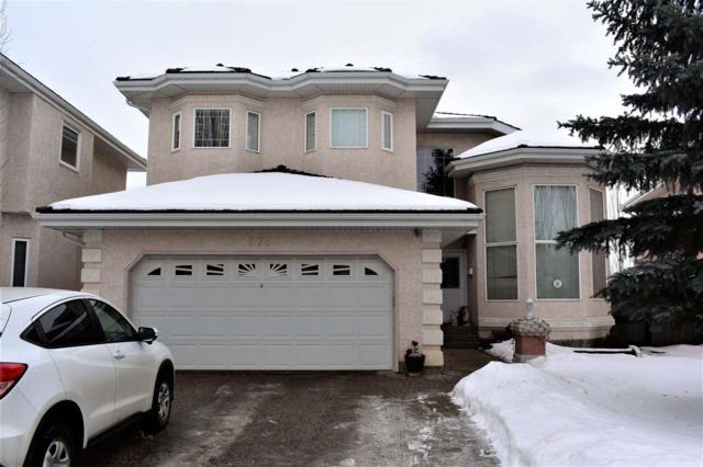675 Henderson Street, Edmonton, AB T6R 2R8 (#E4145714) :: Müve Team | RE/MAX Elite