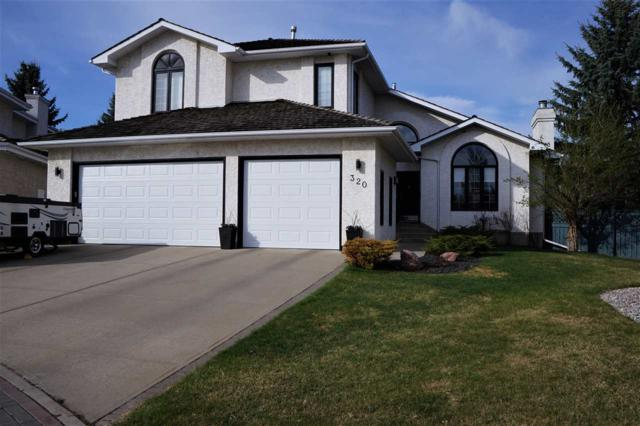 320 Wilkin Wynd, Edmonton, AB T6M 2H4 (#E4145727) :: The Foundry Real Estate Company