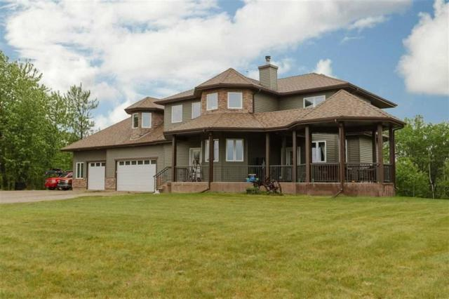 46 53122 RGE RD 14, Rural Parkland County, AB T7Y 2T3 (#E4145746) :: David St. Jean Real Estate Group