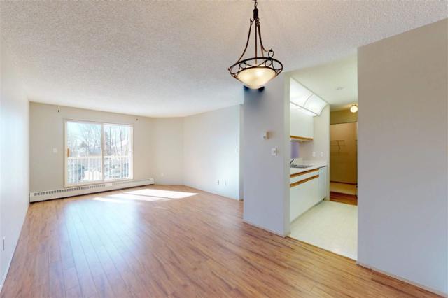 204 11620 9A Avenue, Edmonton, AB T6J 7B4 (#E4145755) :: The Foundry Real Estate Company