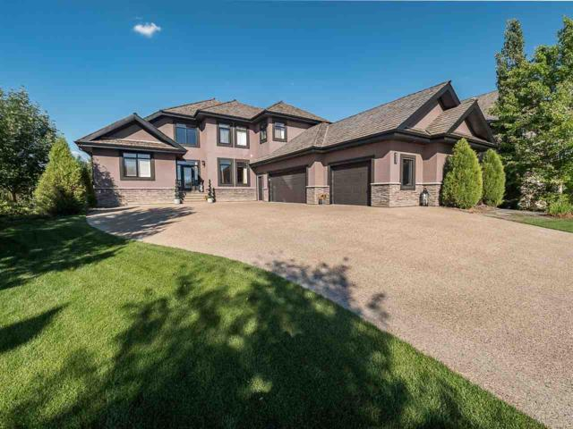 421 52328 Range Road 233, Rural Strathcona County, AB T8B 0A2 (#E4145791) :: The Foundry Real Estate Company