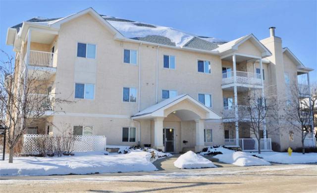 301 10008 151 Street, Edmonton, AB T5P 1T3 (#E4145852) :: The Foundry Real Estate Company