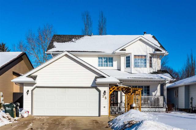 25 Catalina Drive, Sherwood Park, AB T8H 1R2 (#E4146004) :: The Foundry Real Estate Company