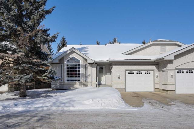 66 303 Twin Brooks Drive, Edmonton, AB T6J 6V3 (#E4146122) :: The Foundry Real Estate Company