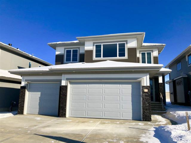 15 Elaine Street, St. Albert, AB T8T 1R8 (#E4146242) :: The Foundry Real Estate Company