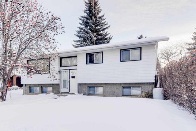 2121 85 Street, Edmonton, AB T6K 2G1 (#E4146257) :: The Foundry Real Estate Company