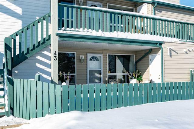 43 2703 79 Street, Edmonton, AB T6K 3Z6 (#E4146283) :: The Foundry Real Estate Company