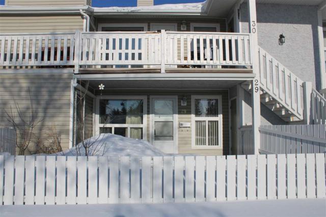 29 2703 79 Street, Edmonton, AB T6K 3Z6 (#E4146496) :: The Foundry Real Estate Company