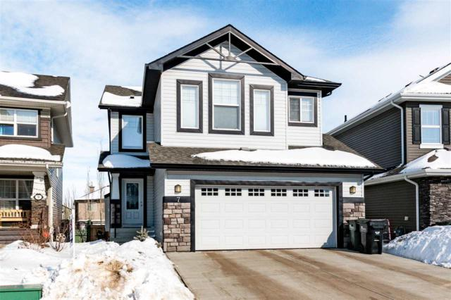 7 Codette Way, Sherwood Park, AB T8A 3W7 (#E4146557) :: The Foundry Real Estate Company
