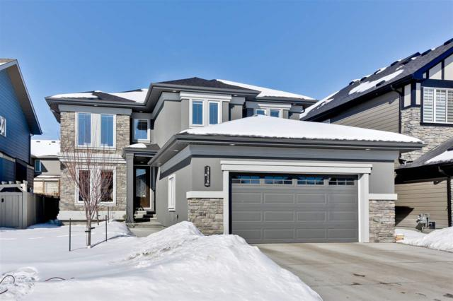 3916 Kennedy Crescent, Edmonton, AB T6W 2P8 (#E4146654) :: The Foundry Real Estate Company
