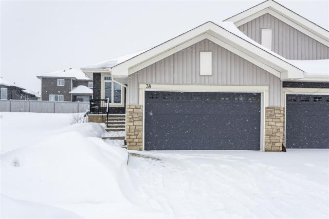 38 Legacy Terrace, St. Albert, AB T8N 7R3 (#E4146892) :: The Foundry Real Estate Company