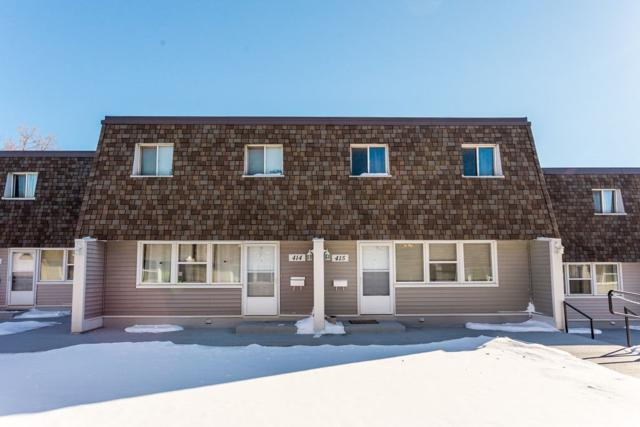 415 Village On The Green, Edmonton, AB T5A 1H2 (#E4146911) :: The Foundry Real Estate Company