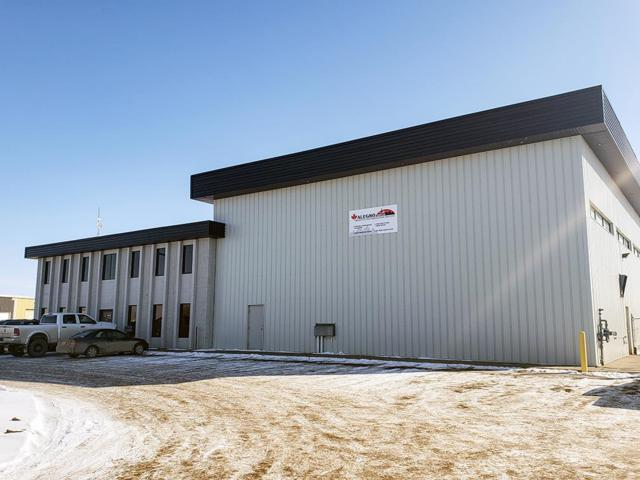 1201 8 ST, Nisku, AB T9E 7R1 (#E4147059) :: The Foundry Real Estate Company