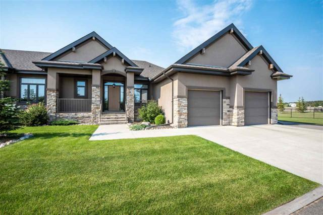 3A 53521 RGE RD 272, Rural Parkland County, AB T7X 3M5 (#E4147138) :: David St. Jean Real Estate Group