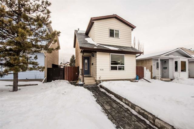 4116 37 Street, Edmonton, AB T6L 5M7 (#E4147211) :: The Foundry Real Estate Company