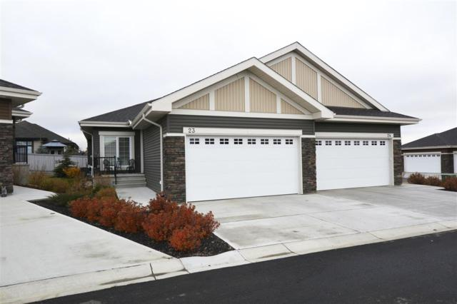 23 8 Lynx Close, St. Albert, AB T8N 5T2 (#E4147285) :: The Foundry Real Estate Company